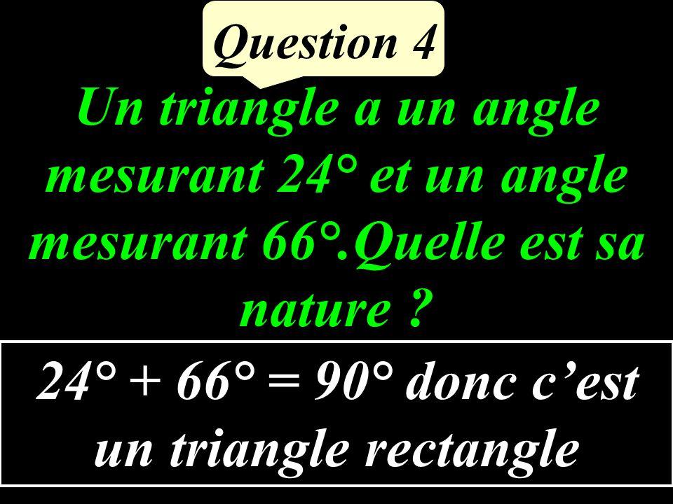 Calculer x tel que : x + 9 = -7 Question 3 x = -16