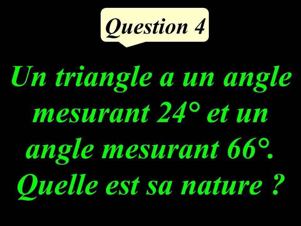 Calculer x tel que : x + 9 = - 7 Question 3