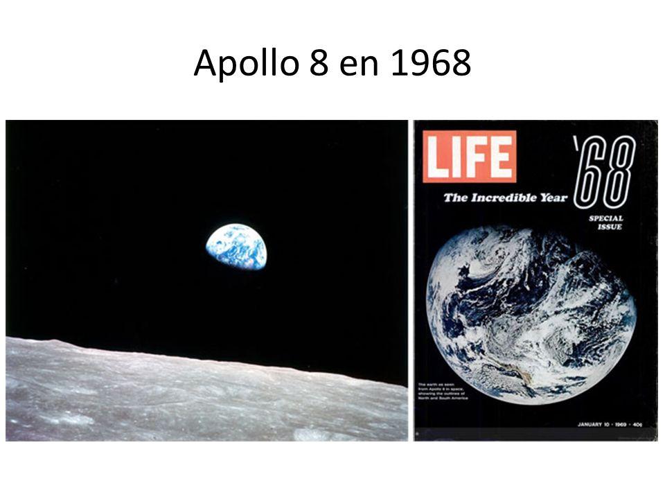 Apollo 8 en 1968