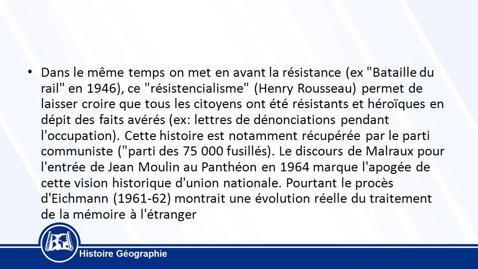 Dissertation Histoire Seconde
