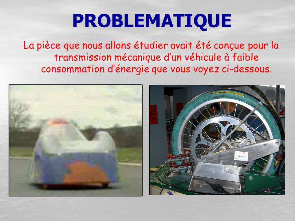 PRODUCTION UNITAIRE Simulation numérique de l'usinage