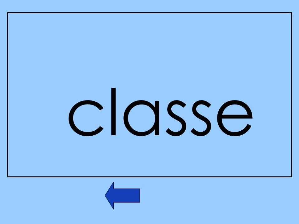 classe