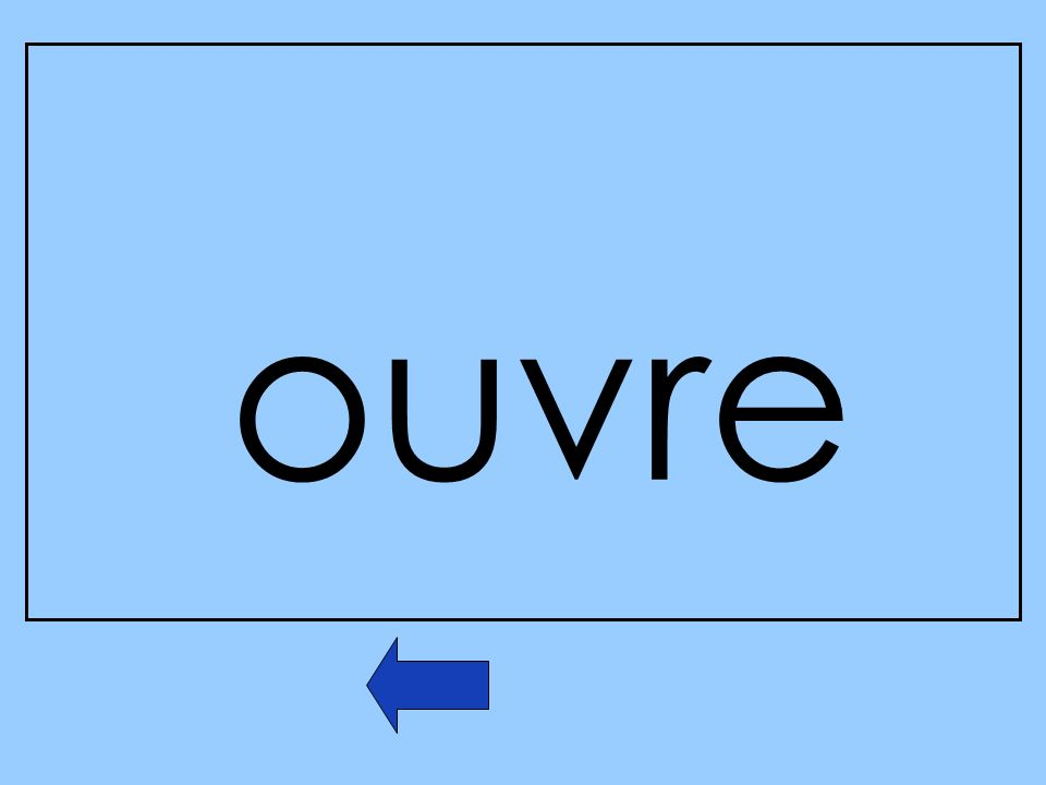 ouvre