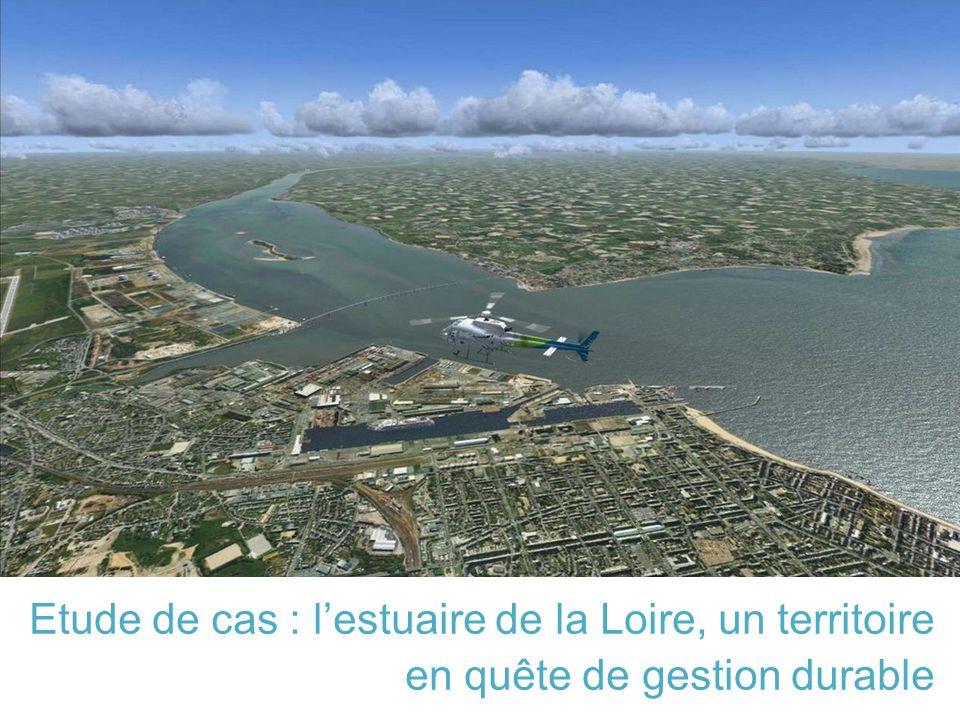 Etude de cas : l'estuaire de la Loire, un territoire en quête de gestion durable