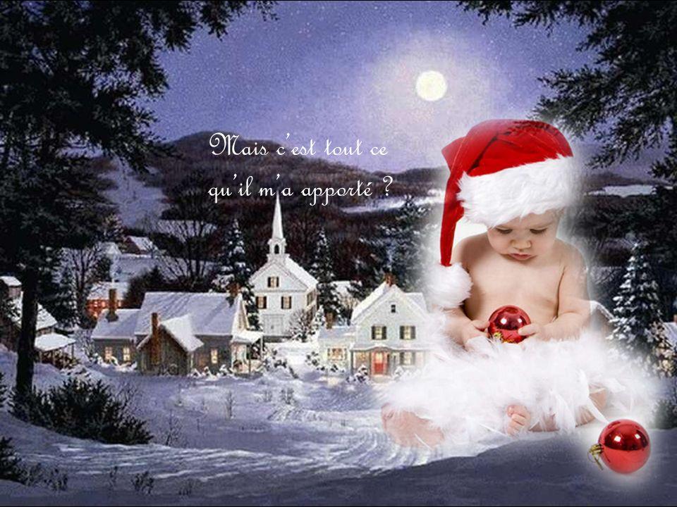 Mais Noël c'est pour tous….
