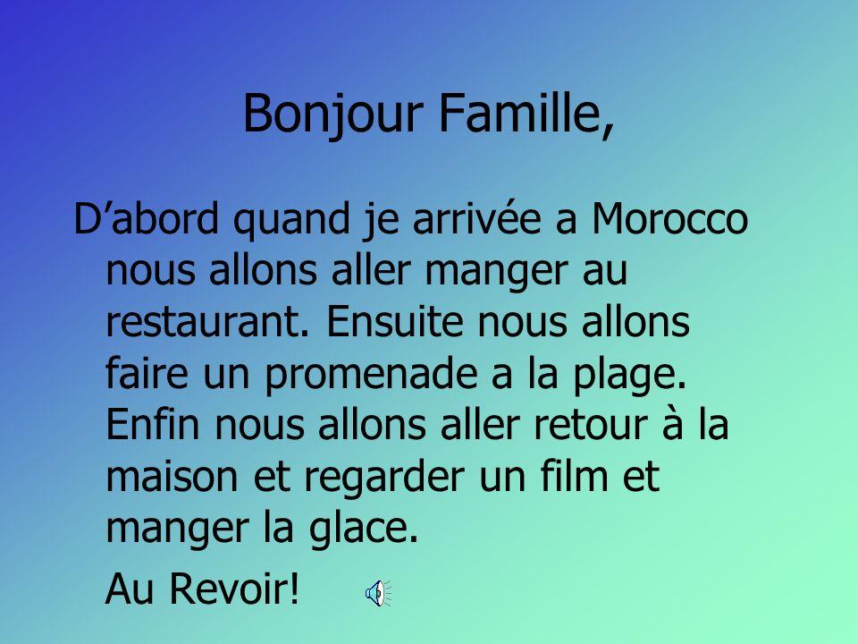 Le Attractions a Morocco
