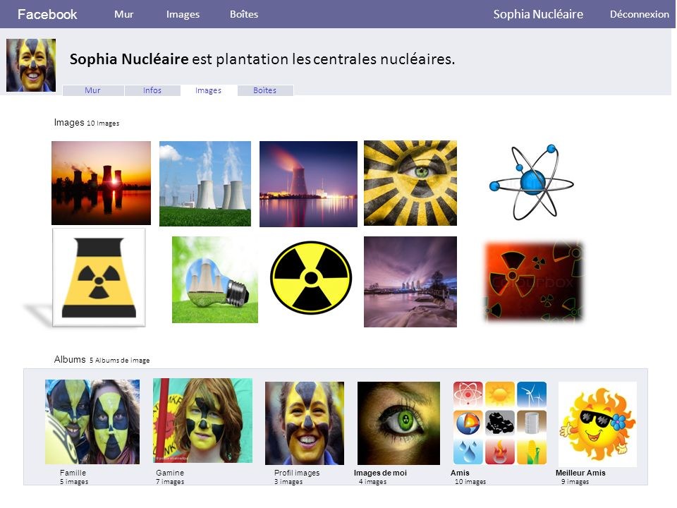 Sophia Nucléaire est plantation les centrales nucléaires.