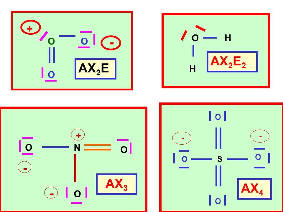 7 Détermination du type moléculaire AXnEmAXnEm Atome central n : nombre d 'atomes liés à l 'atome central m : nombre de doublets libres de l 'atome central