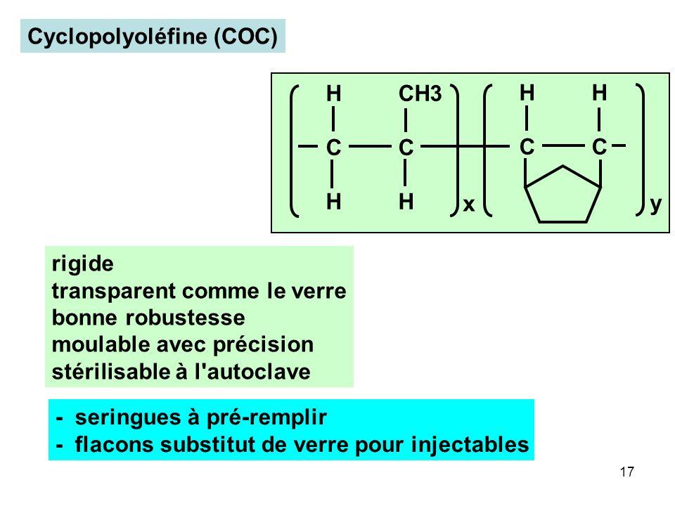 résistance hydrolytique du verre