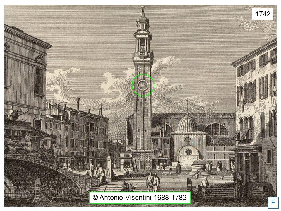 F 1742 © Antonio Visentini 1688-1782
