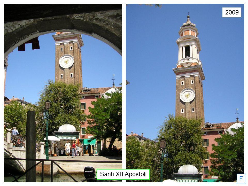 F 2009 Santi XII Apostoli