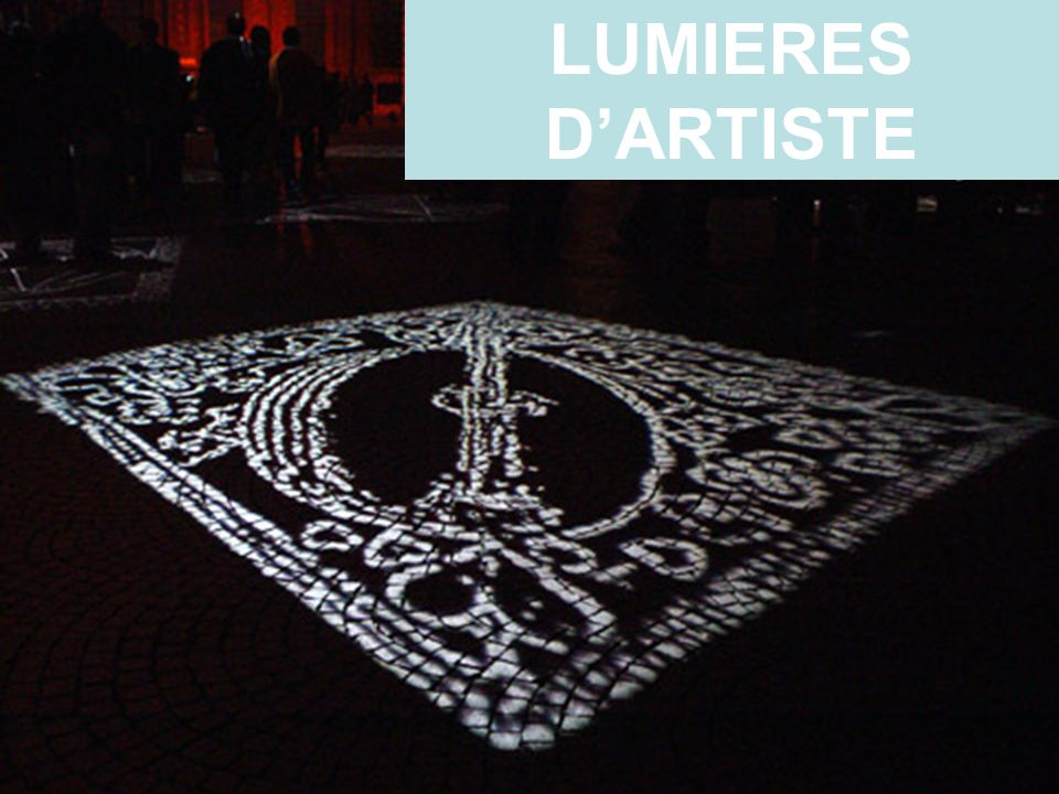 LUMIERES DARTISTE