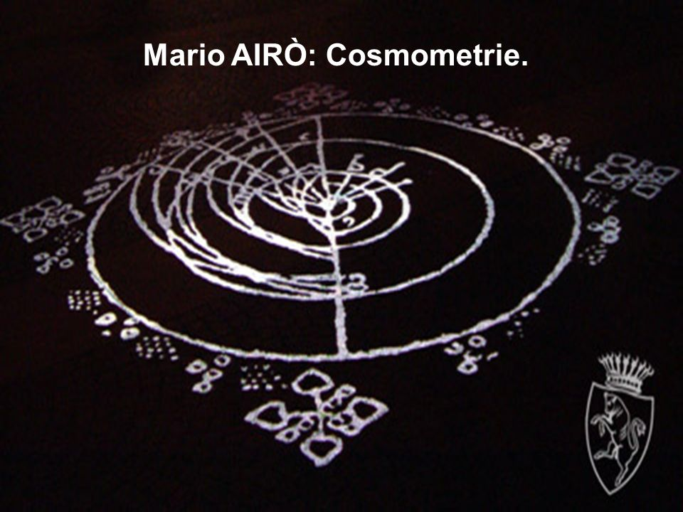 Mario MERTZ : Le vol des nombre sur la Mole Antonelliana.
