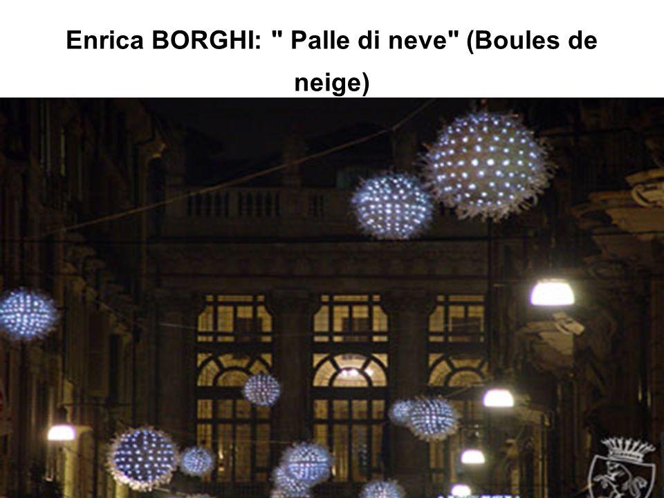 Vasco ARE: Vele di Natale (voiles de Noël)