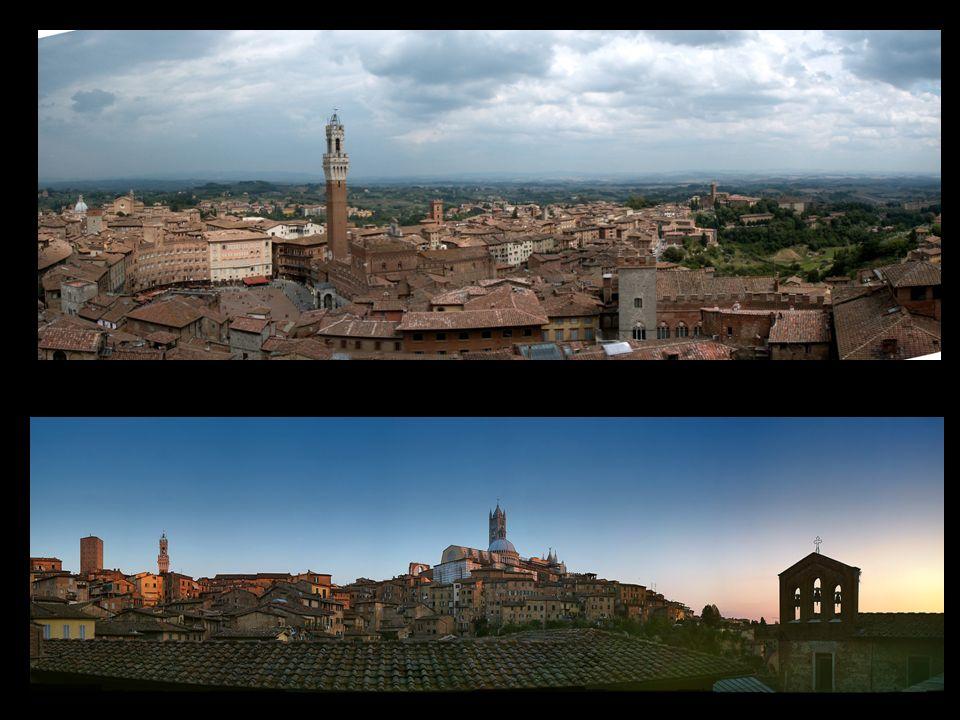 Sienne, dans la province de la Toscane, est lune des plus importantes villes dart et dhistoire dItalie.. Cest une ville qui conserve de nombreuses tra