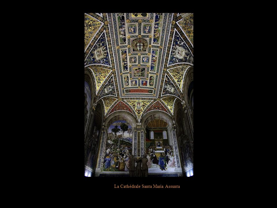 La Cathédrale Santa Maria Assunta