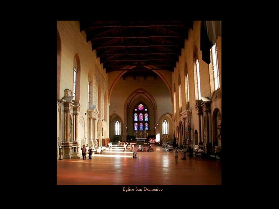 Eglise San Domenico