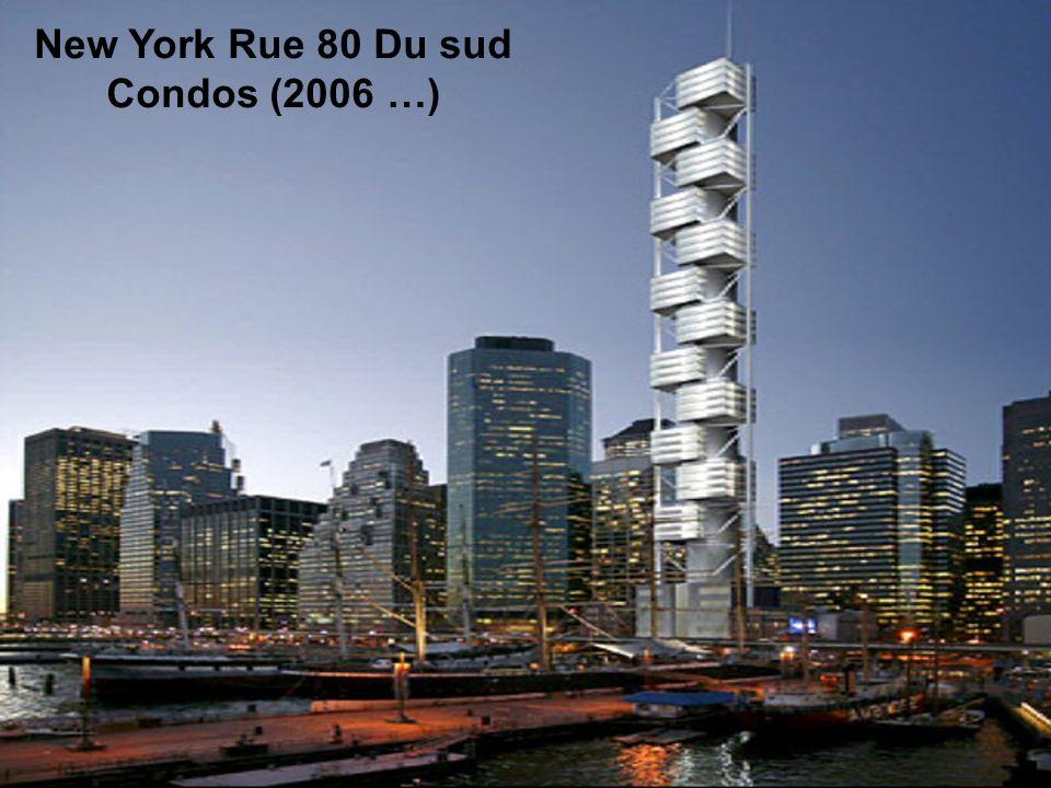 New York Trade Center (2006 …) Janvier 22, 2004, Santiago Calatrava a dévoilé sa conception pour