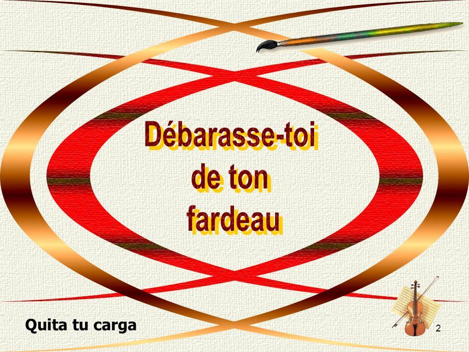 Parabole traduite de l'espagnol. Mise en diaporama pour une réflexion personnelle... 1