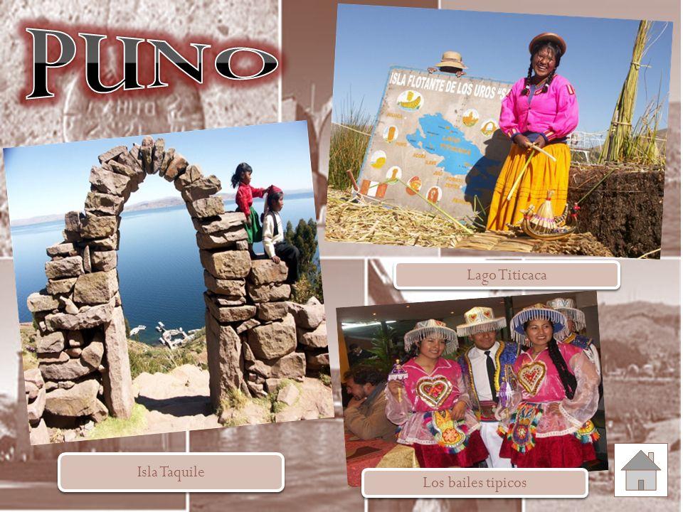 Isla Taquile Isla Taquile Lago Titicaca Lago Titicaca Los bailes tipicos Los bailes tipicos