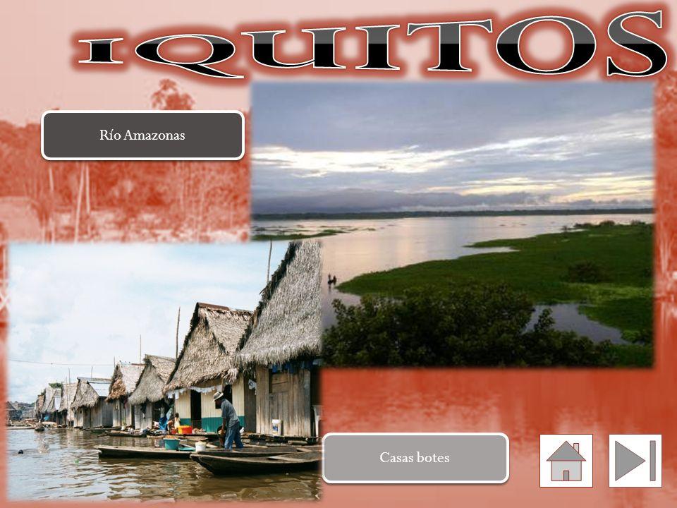 Casas botes Casas botes Río Amazonas Río Amazonas