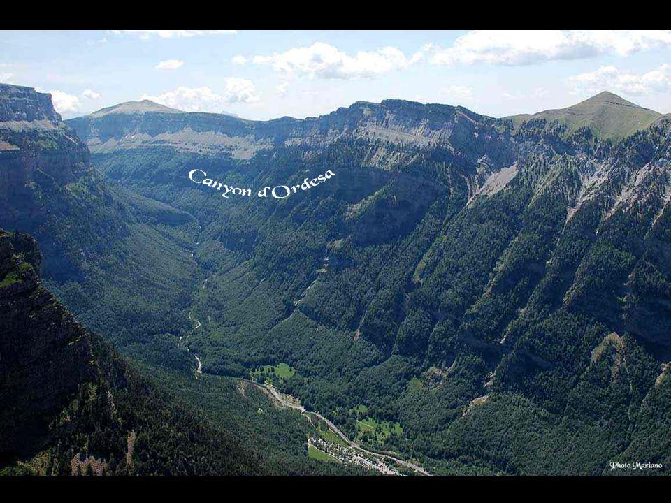 . Canyon de NiscleCanyon dOrdesa