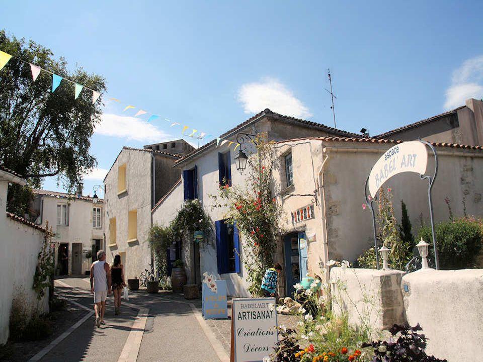 Ancien port de pêche et de commerce, Mornac-sur- Seudre est aujourdhui essentiellement tourné vers lostréiculture et le sel produit par ses marais. Le