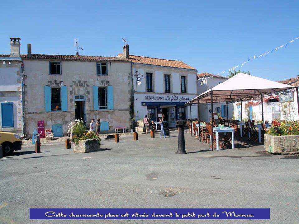 Mornac-sur-Seudre est un village médiéval situé dans l'arrière-pays royannais, sur la rive gauche de l'estuaire de la Seudre. Il est classé parmi les
