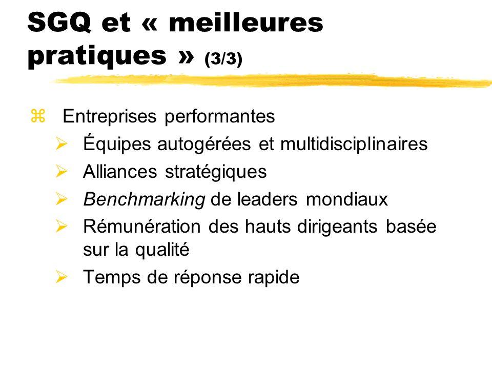 Structure de ISO 9000:2000 zSur cinq chapitres 1.Système de management de la qualité 2.Responsabilité de la direction 3.Management des ressources 4.Réalisation du produit 5.Mesures, analyse et amélioration