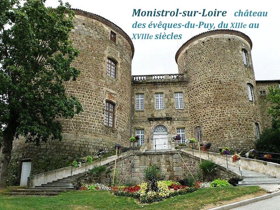 Monistrol-sur-Loire A spect de la vieille ville