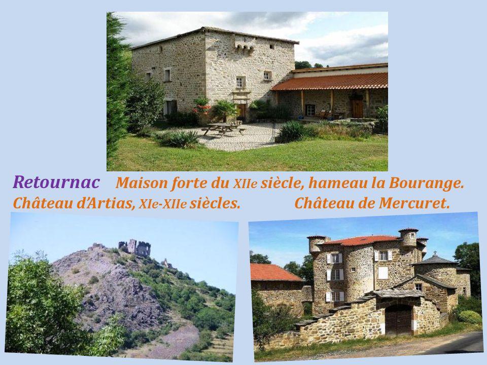 Lavaudieu le village médiéval