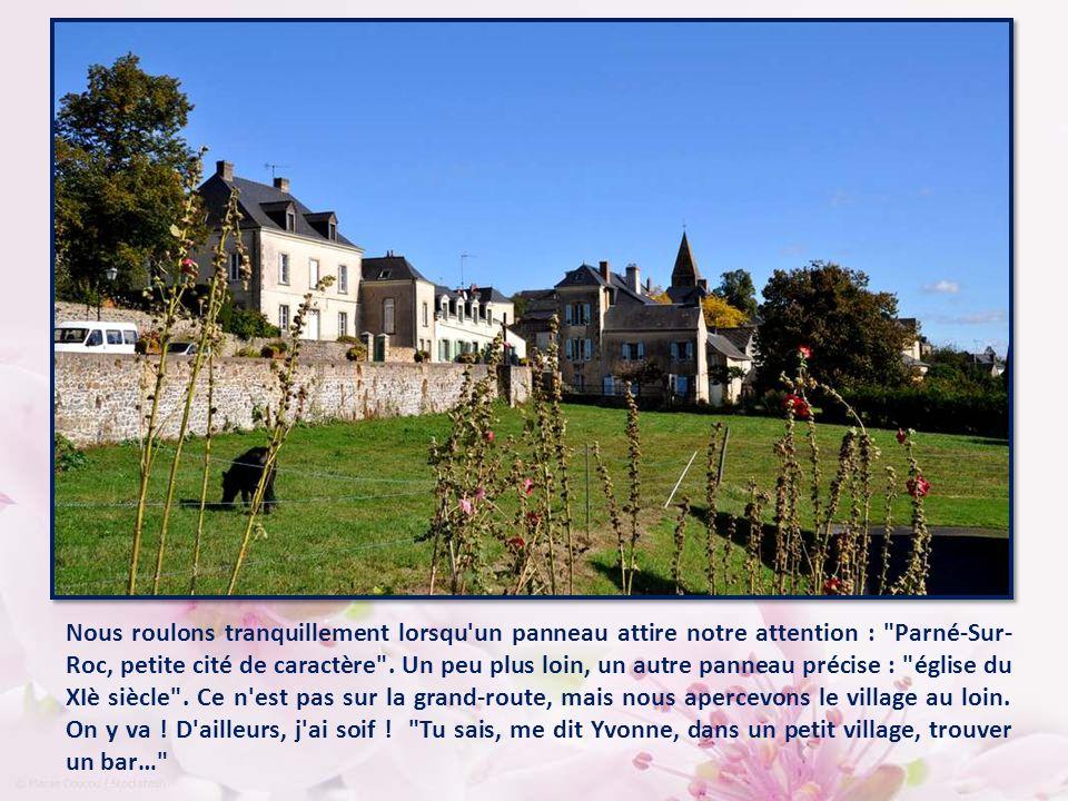 Parné-sur-Roc est une commune française, située dans le département de la Mayenne et la région Pays de la Loire, peuplée de 1 241 habitants