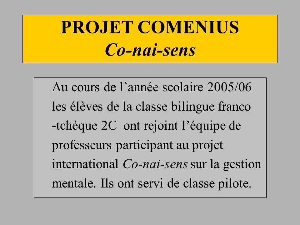 Les activités concernant le geste de mémorisation ont été menées par un de leur trois professeurs de français.