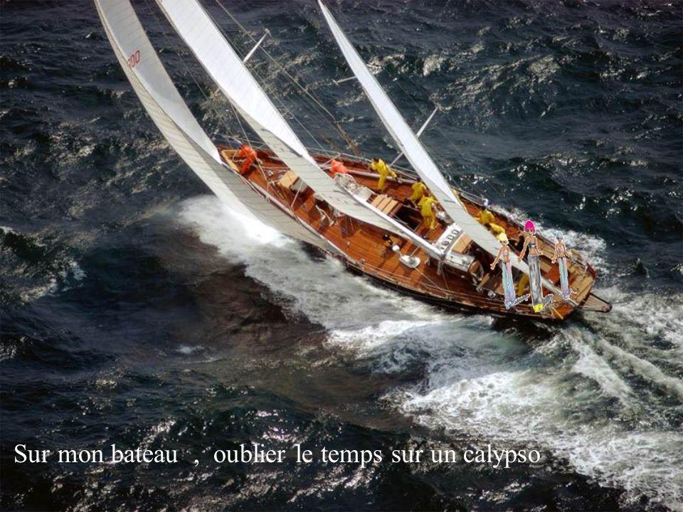 Oh! Sur mon bateau, changer d air et vivre en stéréo