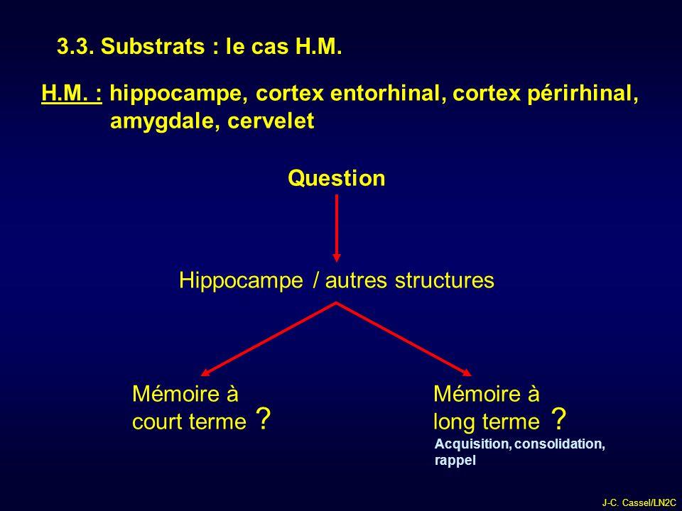 J-C.Cassel/LN2C H.M.