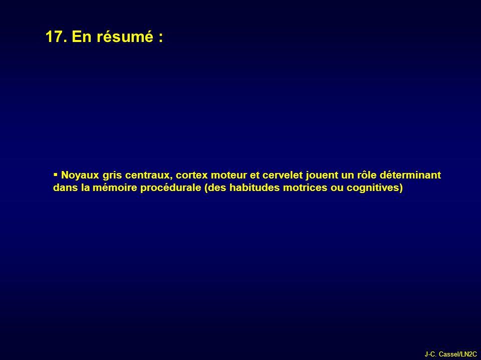 J-C.Cassel/LN2C 17.