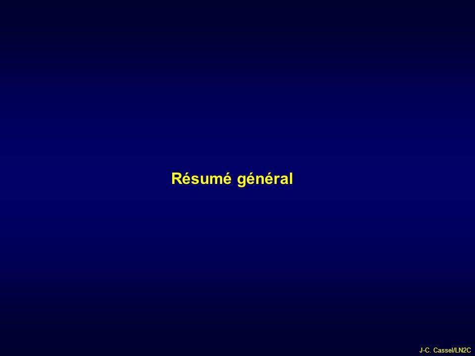 J-C. Cassel/LN2C Résumé général
