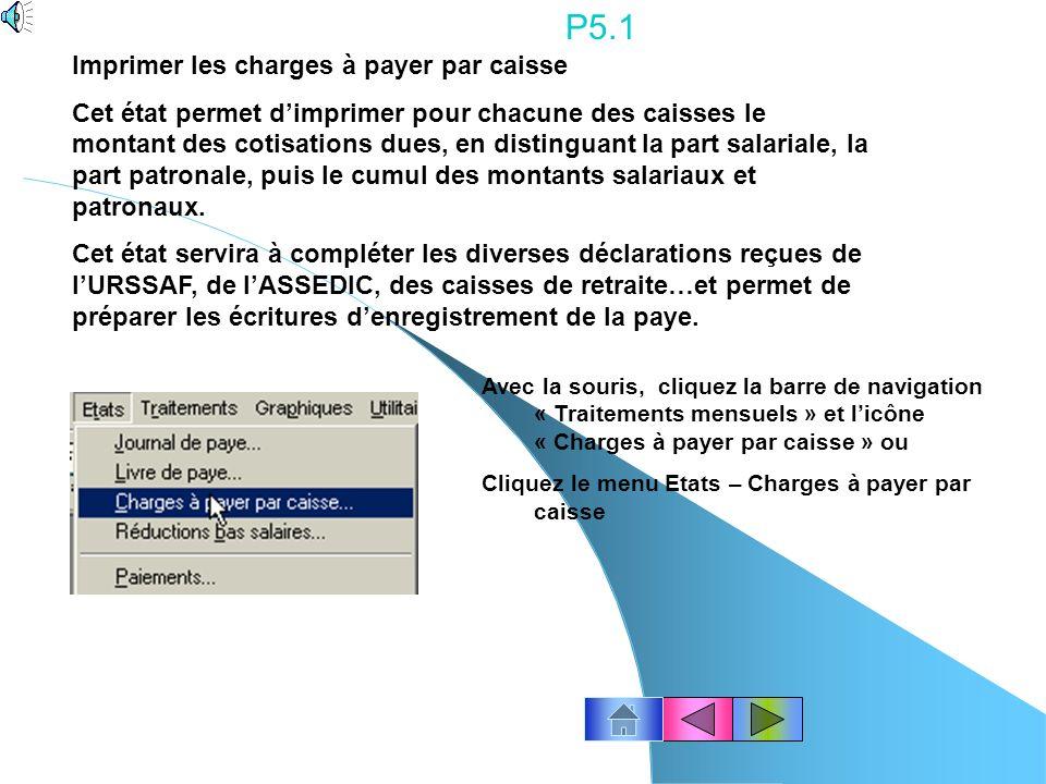 P4.9 Sélectionnez le bulletin. Clic-droit sur le bulletin à dévalider : Dévalider Confirmation de la dévalidation : Oui Ou pour tous les bulletins, cl
