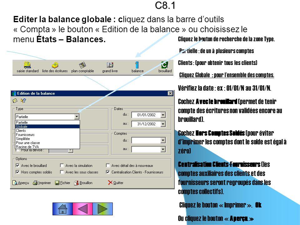 Lettrer un compte automatiquement daprès le montant… suite Information : Pointage (n°) : lors de la saisie, les numéros de pointage doivent être entré