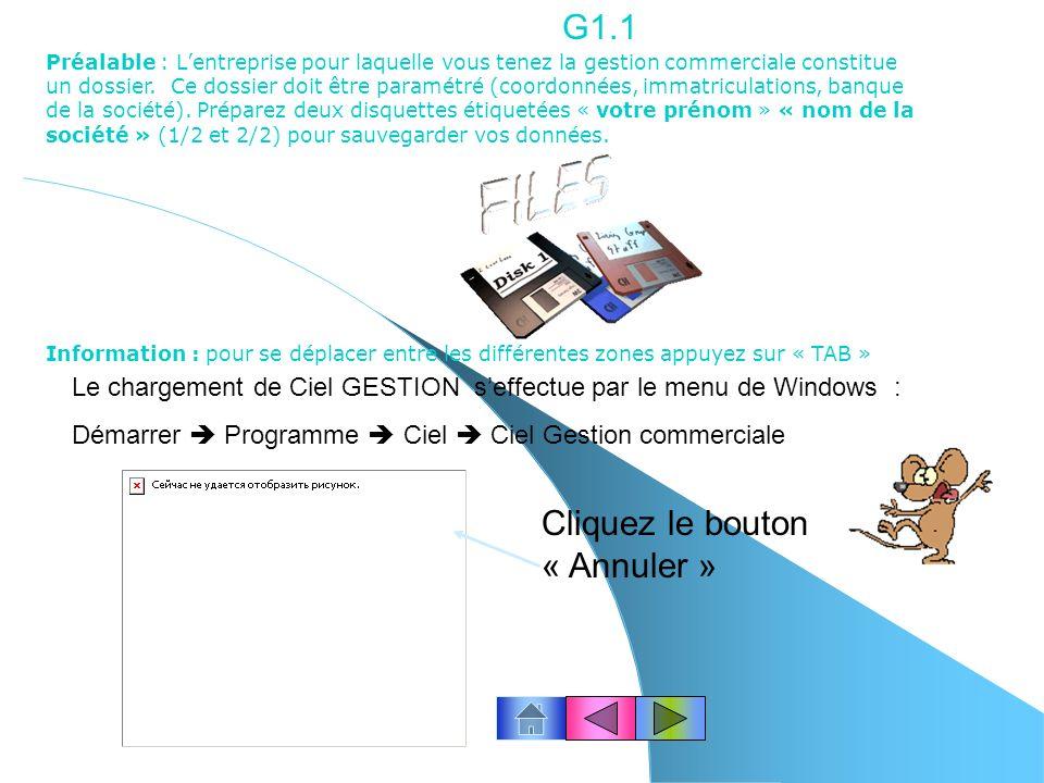 Lempernesse David/CLAF/CIEL CIEL GESTION Pour atteindre une fiche, cliquez le lien avec le numéro de la fiche. Ces leçons interactives sont conçues de