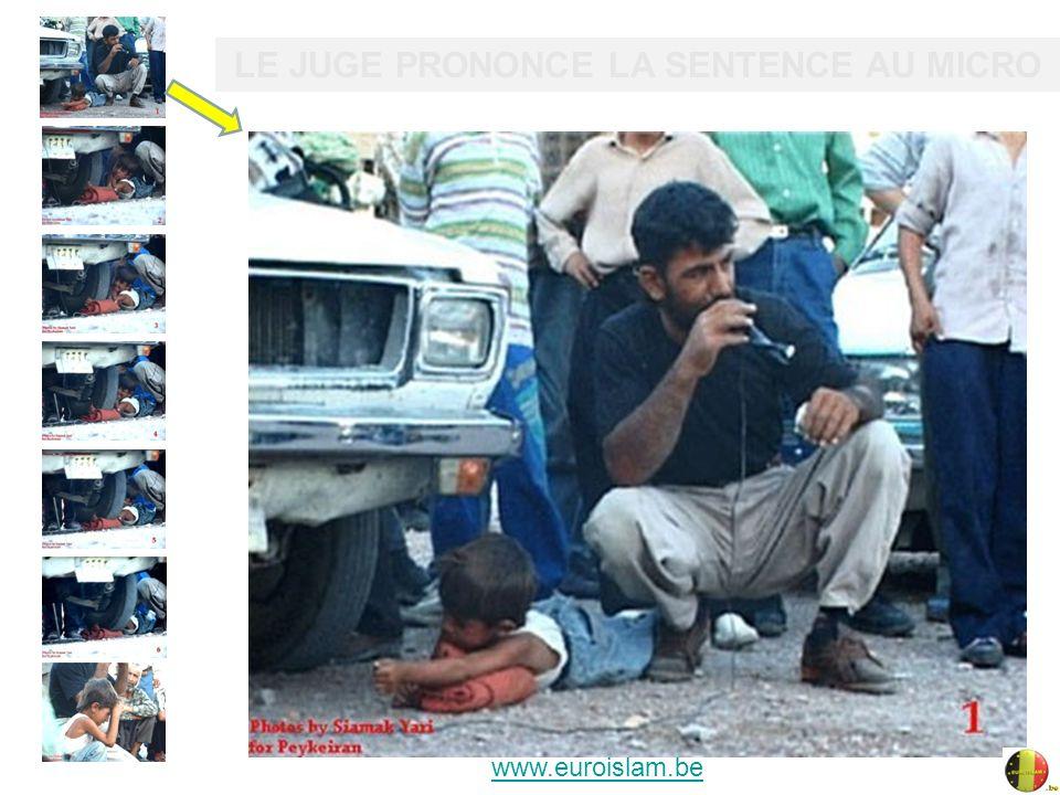 Les photos font vite le tour du monde Commentaires: « Un enfant de 8 ans, attrapé sur un marché en Iran, (pour avoir volé du pain) est puni sur la place publique selon la loi de lIslam !!.