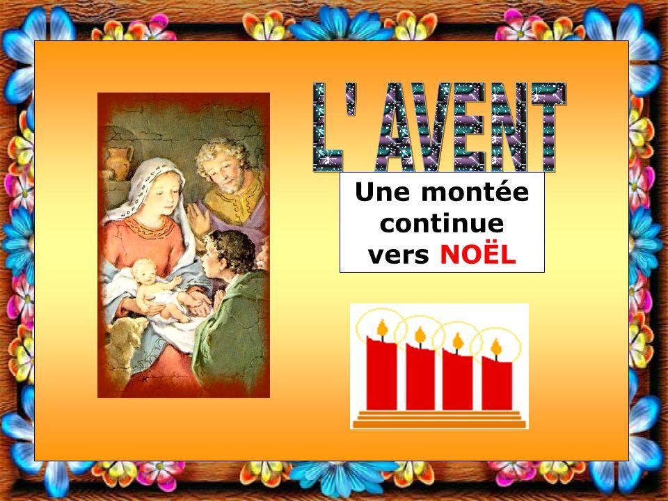 PENDANT lAVENT, JE MUNIS À MARIE DANS LATTENTE DE JÉSUS JAI SOIF DE JOIE, DE PAIX, DESPÉRANCE ET DAMOUR