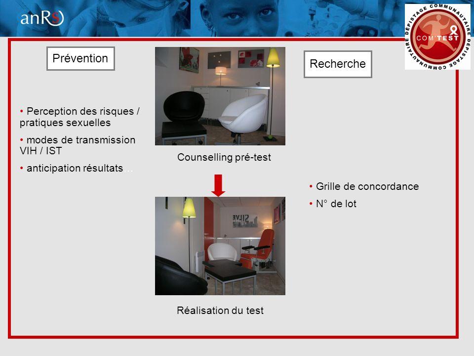 7 Réalisation du test de dépistage 1- Echantillon 3- Lecture Negative Positive 30 min 2- Déposer : le sang (75µl) + 1 goutte de tampon JM