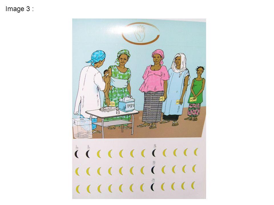 7.Effets secondaires de la vaccination. qs :a) que voyez vous sur cette image .