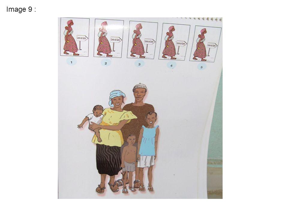 SURVEILLANCE INTEGREE DES MALADIES 16.Suite de vaccin qs :a) que voyez vous .