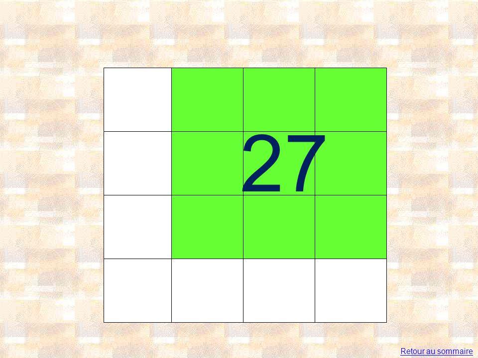 27 Retour au sommaire