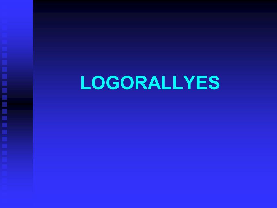 LOGORALLYES