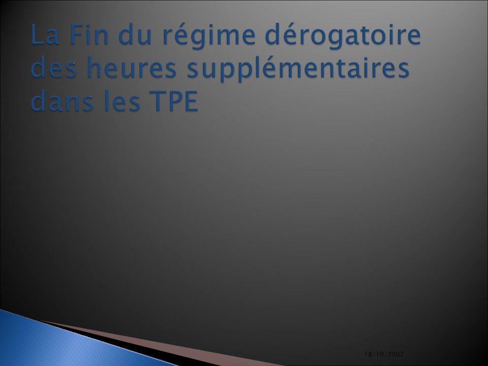 18/10/2007 Modification de réduction FILLON