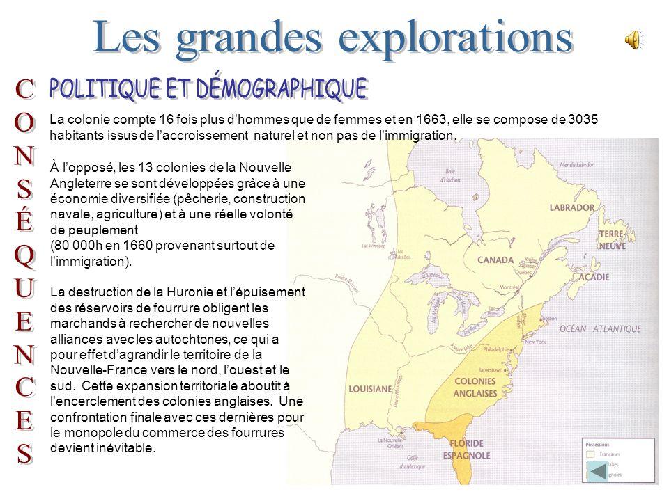Les politiques coloniales française et anglaise, sont très différentes.