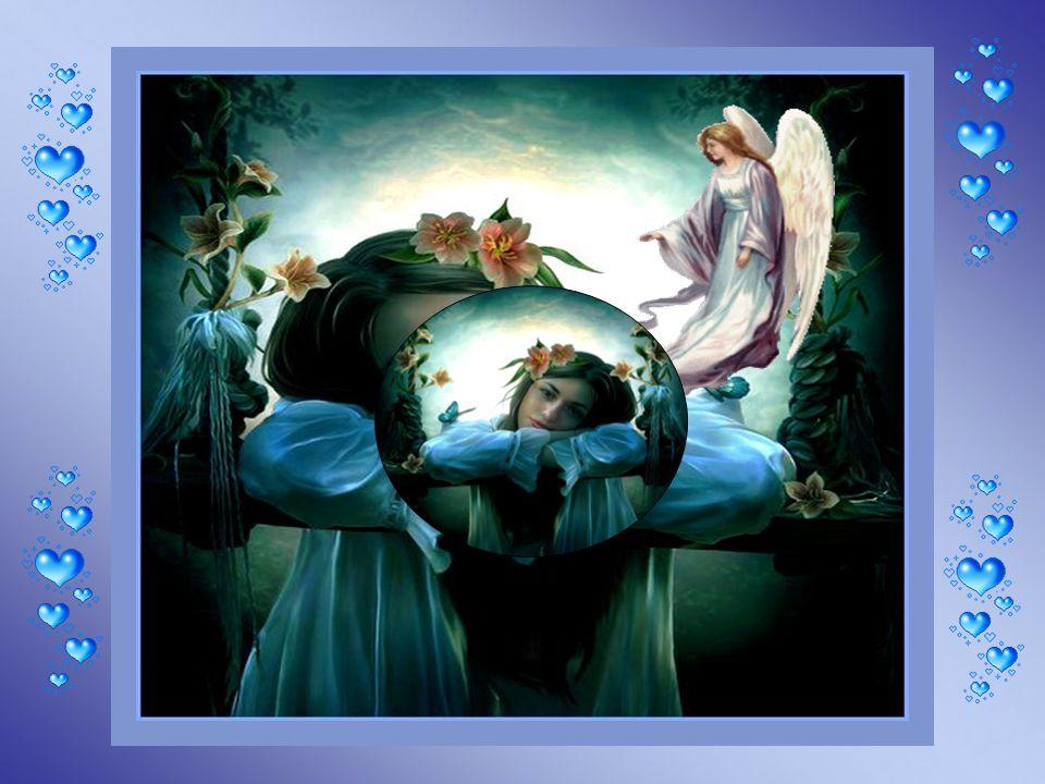 Cest tout ceci être sur le chemin des Anges.